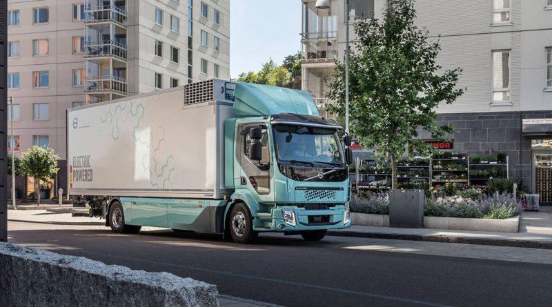 Volvo Trucks comienza la venta de camiones eléctricos para transporte urbano