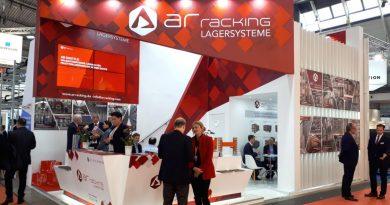 AR Racking presente en LogiMAT 2020