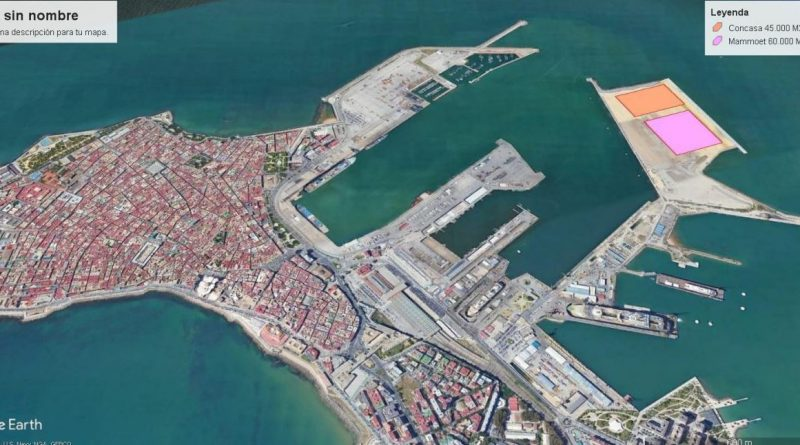 Cádiz acogerá un proyecto para el ensamblaje de grúas