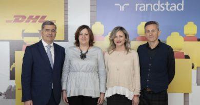 DHL y Randstad inauguran un Centro de Formación Avanzada