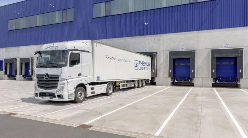 Rhenus refuerza su capacidad logística en la zona centro