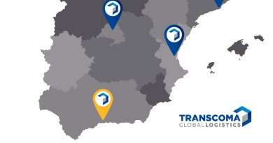 Transcoma Logistics afianza su presencia en la Península