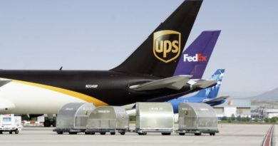 El Aeropuerto Adolfo Suárez  transportó un 7,4% más de carga en 2019