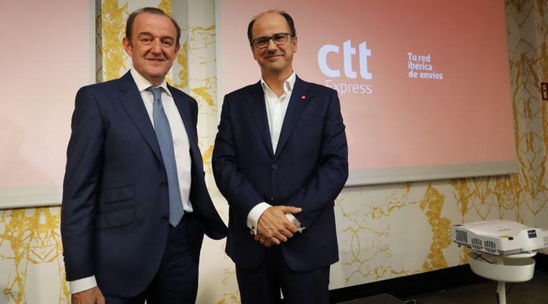 CTT Express se presenta en España