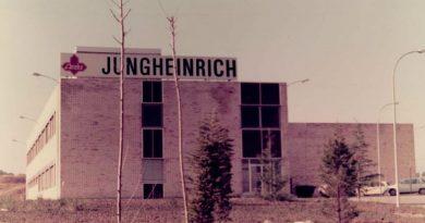 Jungheinrich,  50 años en España