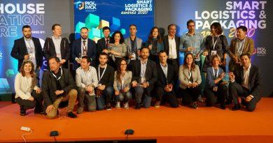 Las soluciones sostenibles y digitales vencedoras de los Smart Logistics & Packaging Awards 2020