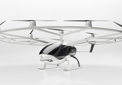 DB Schenker y Volocopter amplían su colaboración