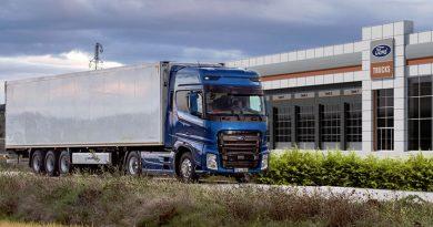 La red de concesionarios de Ford Trucks al servicio de los transportistas