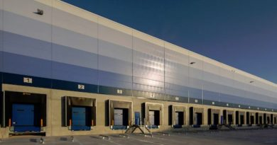 Gazeley completa la construcción de su nave en Guadalajara