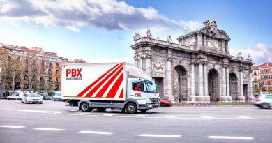 La red de transporte urgente Palibex  ha crecido un 42% respecto a 2020