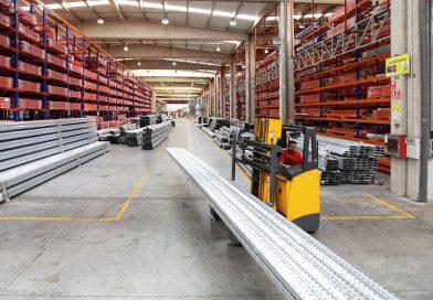 AR Racking mantiene su actividad exportadora y cumplirá con la demanda de las industrias esenciales