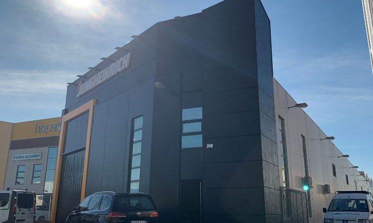 Jungheinrich abre nueva base comercial en Murcia