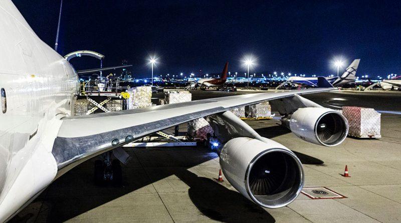 Dachser continúa con sus vuelos chárter en mayo