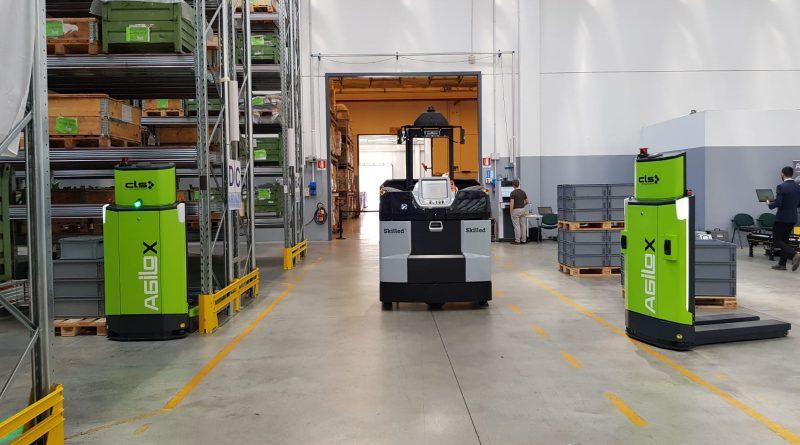 CLS iMation se expande en Europa proponiendo un plan de automatización a prueba de futuro