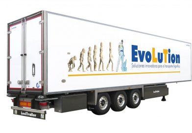Evolution, la nueva gama de vehículos frigoríficos de Lecitrailer