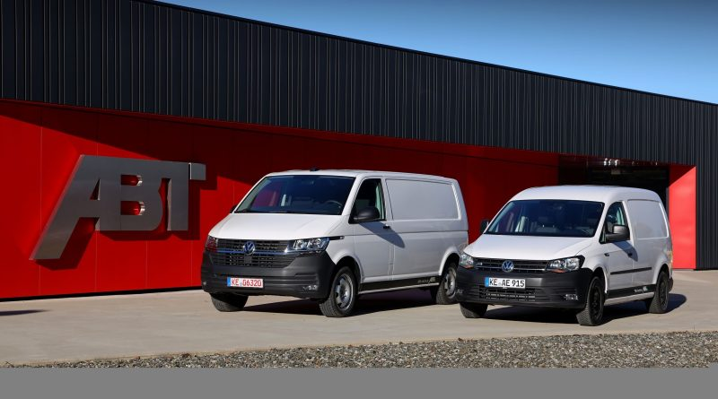 Volkswagen Vehículos Comerciales completa su gama de furgonetas 100% eléctricas