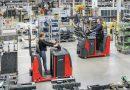 Linde Material Handling presenta su nueva serie de tractores de arrastre