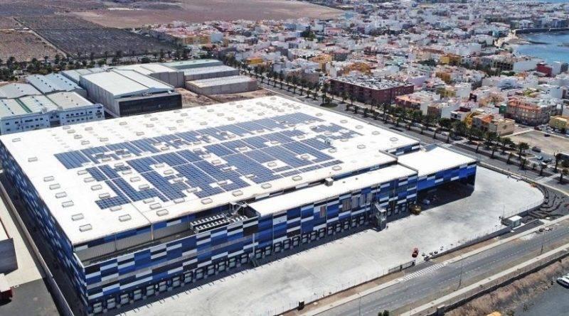 Nueva plataforma logística en Gran Canaria de Lidl