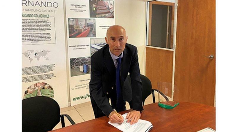 JHernando, distribuidor oficial del Sorter LR de Equinox para España y Portugal