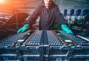 Nuevo servicio logístico de DB Schenker exclusivo para la industria de las baterías