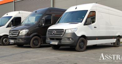 AsstrA lanza Express Van Deliveries con Certificación de Seguridad V4