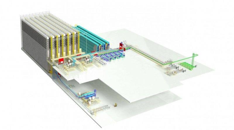 Jungheinrich automatiza la logística de recambios en todo el mundo para Liebherr