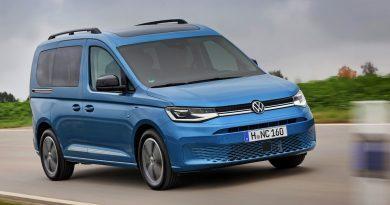 Arranca la comercialización de la quinta generación del Volkswagen Caddy
