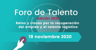 El V Foro de Talento Logístico da su pistoletazo de salida mañana, 18 de noviembre, y se emitirá en un entorno muy especial