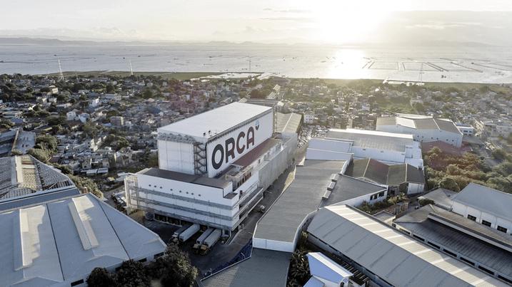 SSI Schaefer ha instalado el primer sistema de almacenamiento de cadena de frío para ORCA