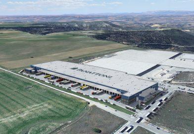Panattoni alquila 27.000 m2 llave en mano a Leroy Merlin en Torija, Guadalajara
