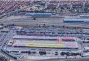 Adif licita el arrendamiento de diez almacenes situados en la terminal de mercancías de Madrid Abroñigal