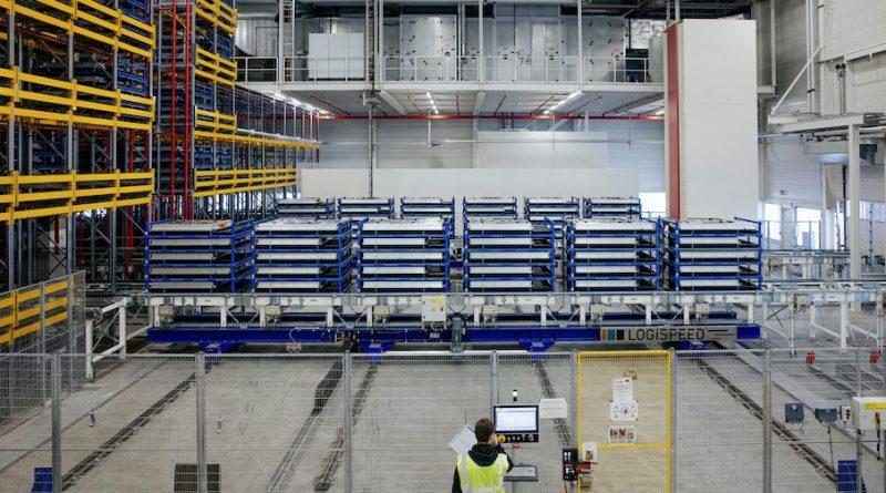 Volkswagen pone en marcha un sistema logístico verde para las baterías del ID.3 y el ID.4