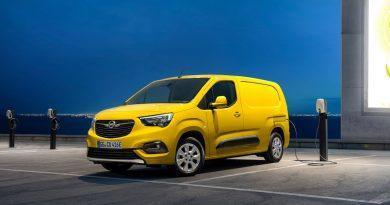Nuevo Opel Combo-e Cargo: movilidad eléctrica sin compromisos