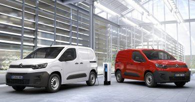 Citroën presenta el ë-Berlingo Van, la versión 100% eléctrica y conectada de su vehículo comercial