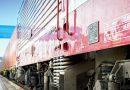 Dachser organiza su primer tren completo de China a Europa