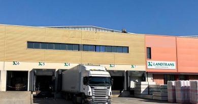 LANDTRANS abre un almacén logístico y aduanero en la ZAL de Sevilla