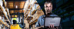 Inteligencia artificial y realidad aumentada: la logística 4.0 de la mano de Toughbook