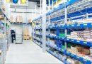 BITO equipa el centro de distribución de la cadena de supermercados Volg