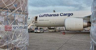 Nueva conexión de carga aérea neutra en CO2 entre Europa y China de DB Schenker y Lufthansa