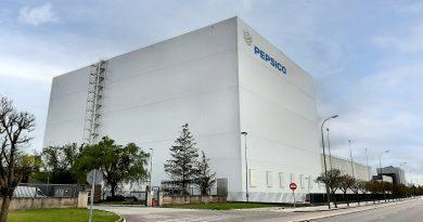 Nuevo centro logístico de PepsiCo en Burgos