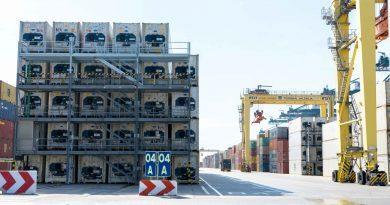 Valenciaport, puerto estratégico para la industria agroalimentaria