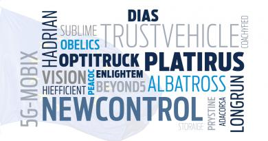 Sistema autónomo de estacionamiento para camiones con semirremolque de Ford trucks