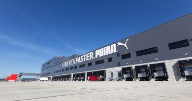 Nueva plataforma logística para PUMA en colaboración con TGW