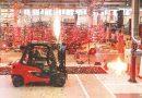 Linde Material Handling entrega de su carretilla térmica un millón en España