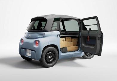 Citroën lanza My Ami Cargo, la solución de reparto eléctrica
