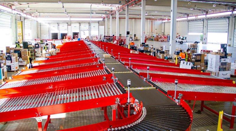 JHernando instala un sorter en la segunda delegación de Correos Express en Valencia