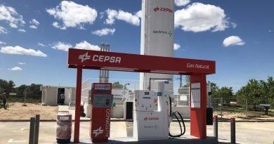 Cepsa y Redexis avanzan en la expansión del gas natural vehicular en España con una nueva estación de repostaje en Castillejo Iniesta (Cuenca)