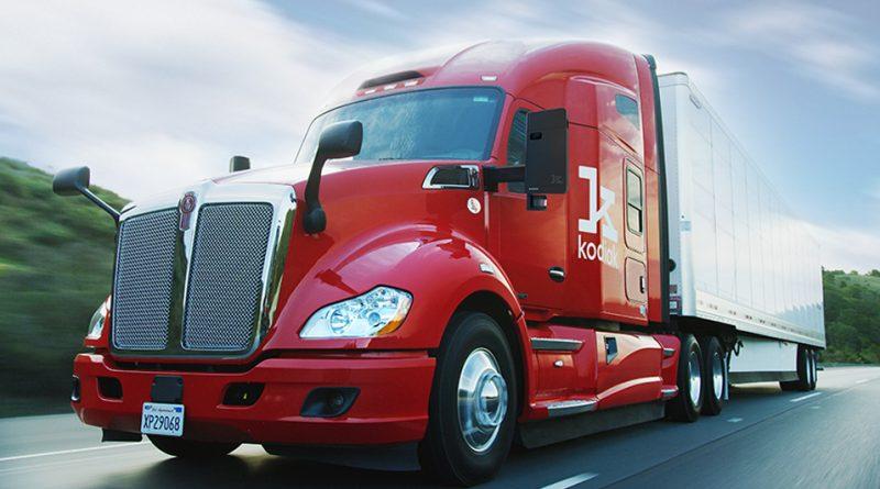 Bridgestone desarrollará camiones autónomos con su participación en Kodiak Robotics