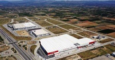 Lliria Actuaciones Integrales concluye la urbanización del sectorindustrial Pla de Carrases en Valencia