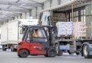 Linde Material Handling presenta sus nuevas carretillas eléctricas